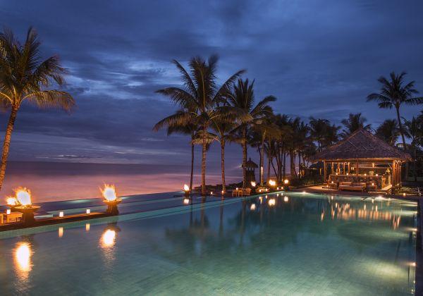Ocean Bar Sunset Dining