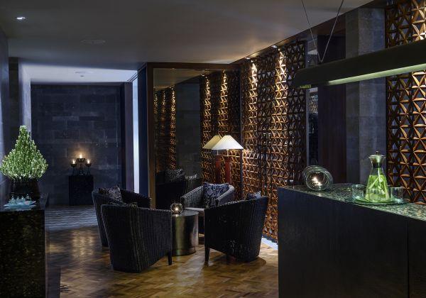 Spa Reception Lounge