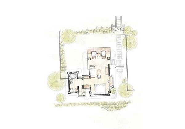 Deluxe Garden Villa