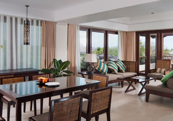 2 Bedroom Balcony Suite