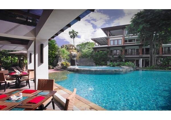 The Barong Pool Bar & Cafe
