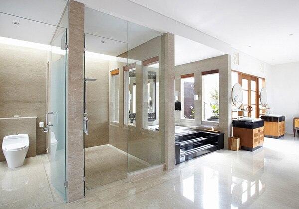 1 Bedroom Royal Pavilion - Bathroom