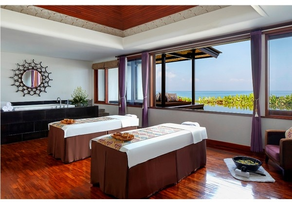 Spa Room Ocean View