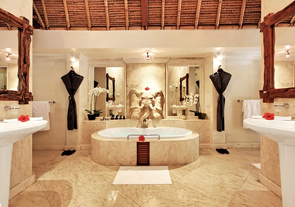 Vice Regal Villa Bathroom