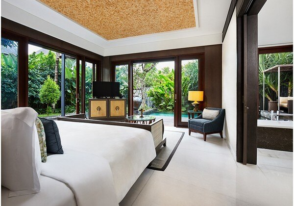 The Anvaya Suite With Pool