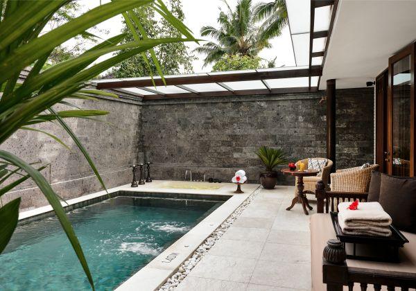 Spa Pool Villa Private Pool