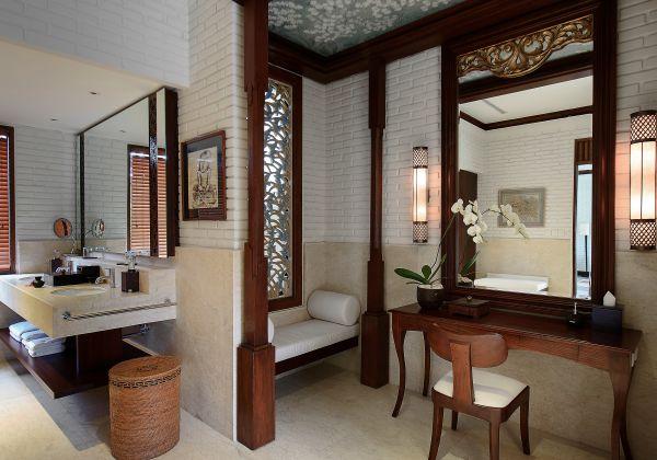 Hadiprana Villa Master Bedroom