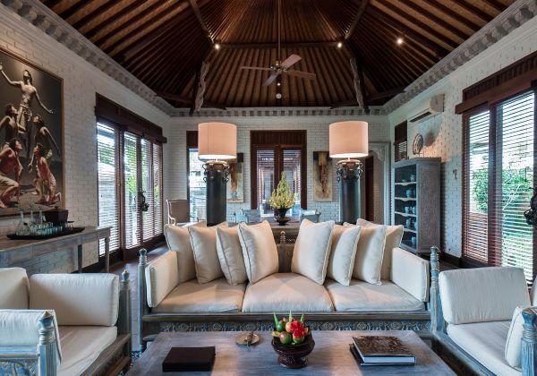 Hadiprana Villa Living Room