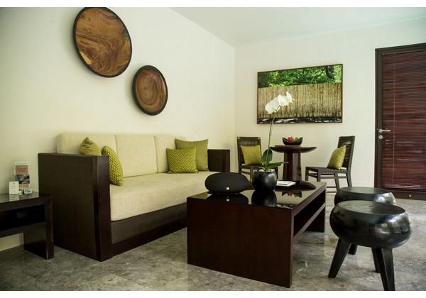 Bamboo Pool Villa