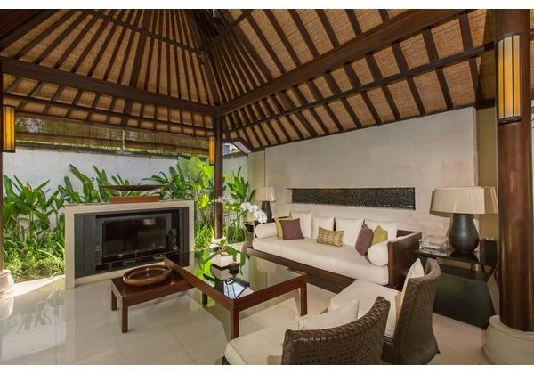 Bamboo Pool Villa - Connecting