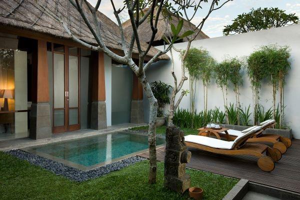 Deluxe villa-pool
