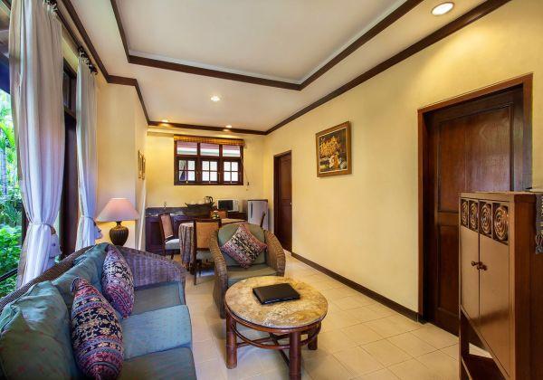 1 Bedroom Duplex Villa