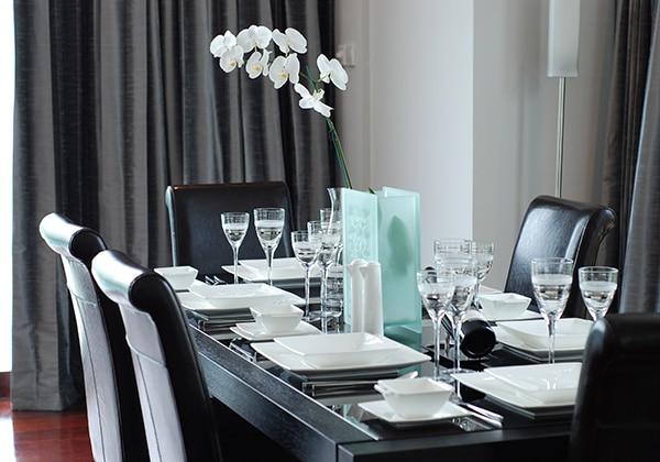 In Villa Dinning