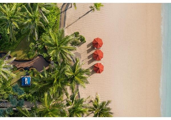 Strand Residence - Birds Eye View