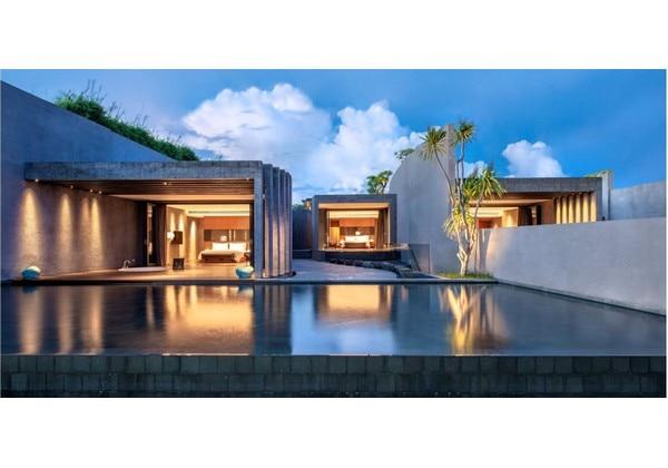 2 Bedroom Cliff Edge Villa