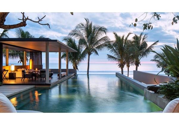 Deluxe Ocean Pool Villa