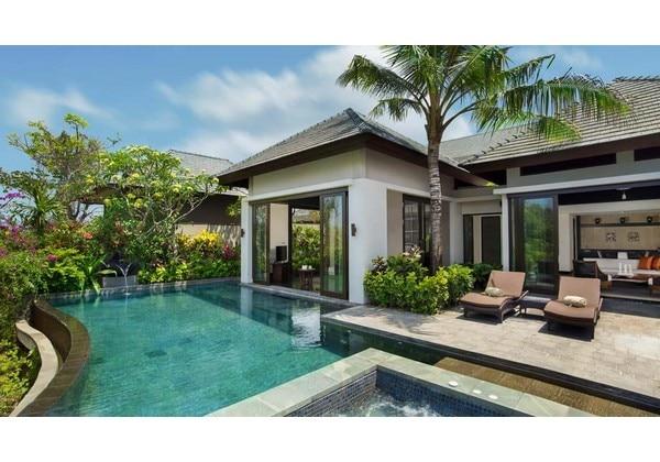 Pool Villa Garden View