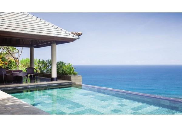 Pool Villa Cliff Edge Ocean View