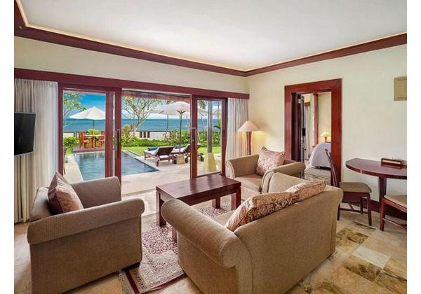 2 Bedroom Beach Front Villa