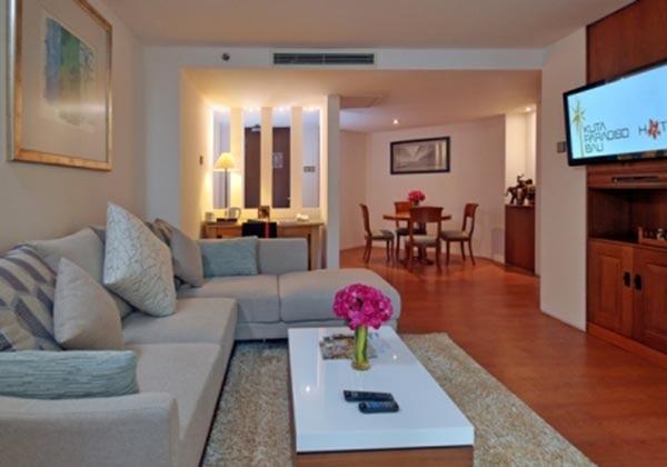 Suite Ocean View Livingroom