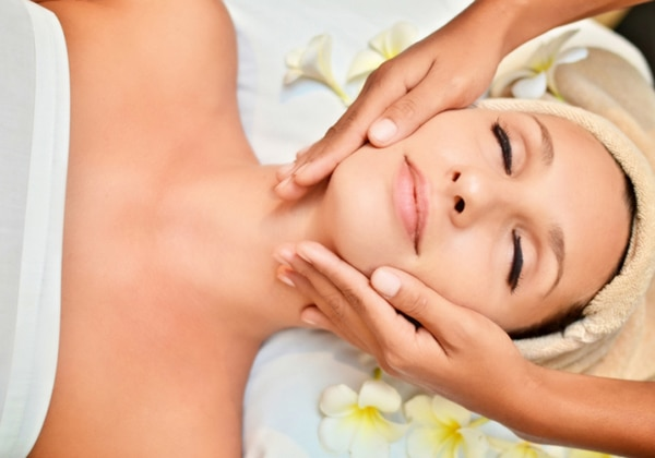 Facial at Atma Spa