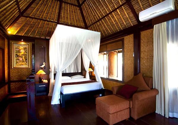 1 Bedroom Rice Field View Villa