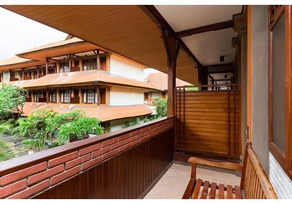 Superior Upper With Balcony