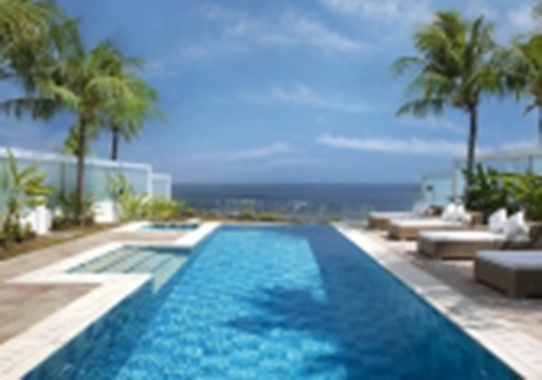 Private Pool with Ocean View