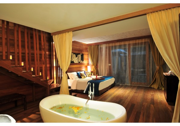 Duplex Villa Pool View