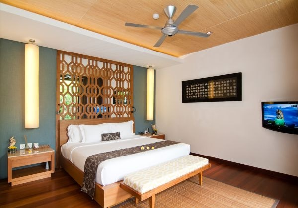 Comfortable Bedroom (All Villas)
