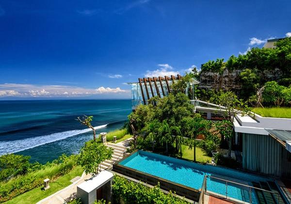 2 Bedroom Ocean Front Pool Villa