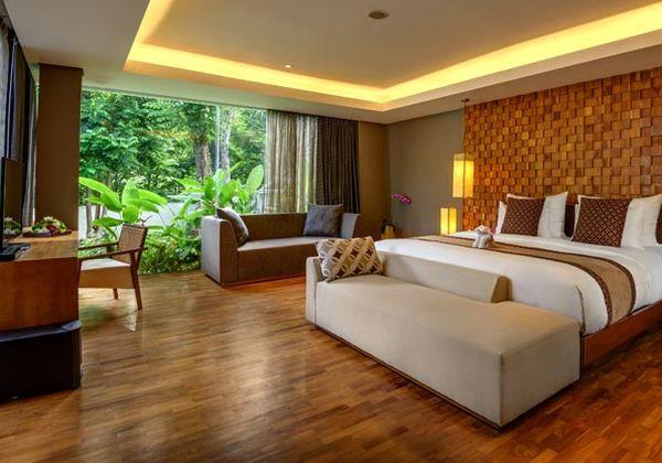 Three Bedroom Garden Pool Villa