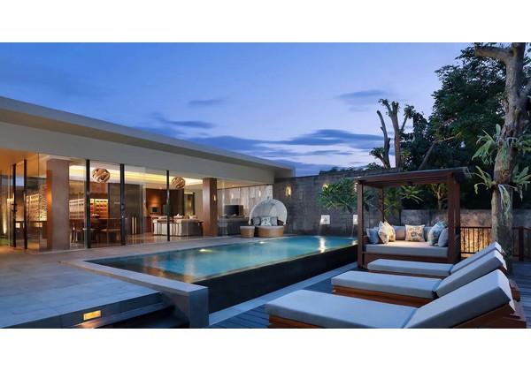 2 Bedroom Garden Pool Villa