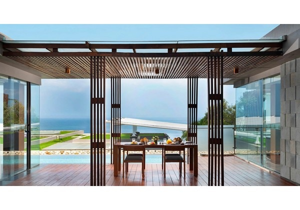 2 Bedroom Ocean View Pool Villa