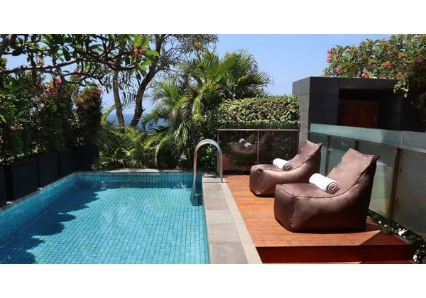 1 Bedroom Ocean View Pool Villa