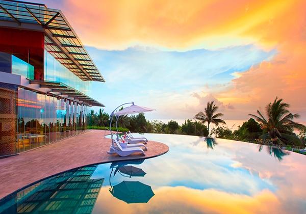 シェラトン バリ クタ リゾート , バリ島 ホテル