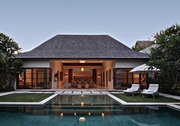2 Bedroom beach chocolate villas