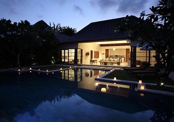 3 Bedroom beach chocolate villas