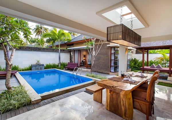 2 Bedroom Villa - Livingroom
