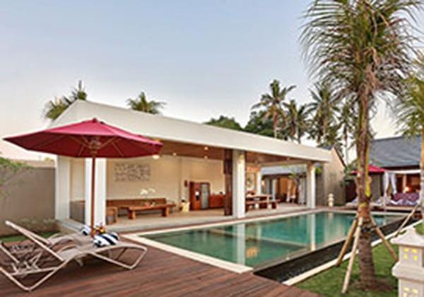 3 BEdroom villa-pool