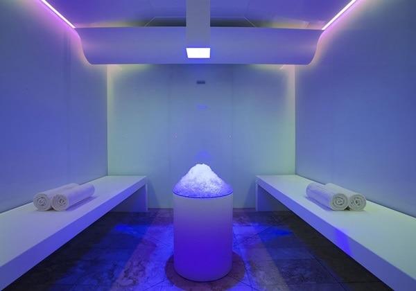 Mulia Spa - Ice Room