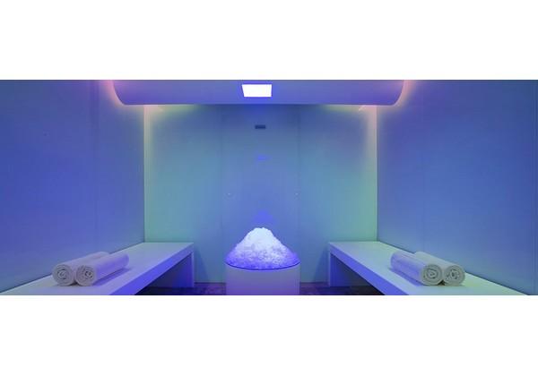 Spa Ice Room