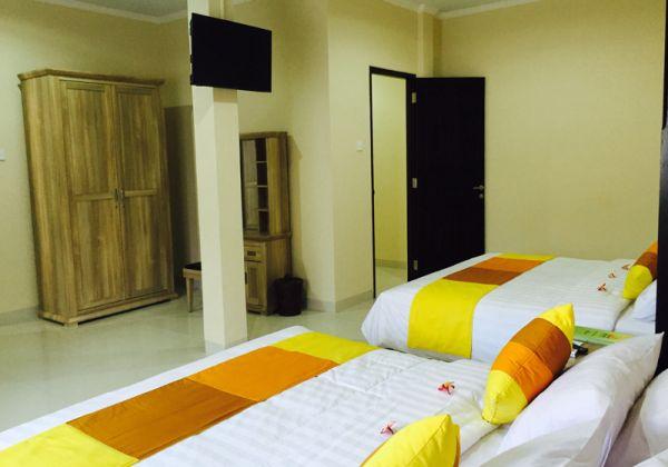 2 Bedroom Residence Suite