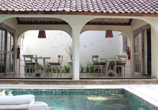 Pool Terrace Villa