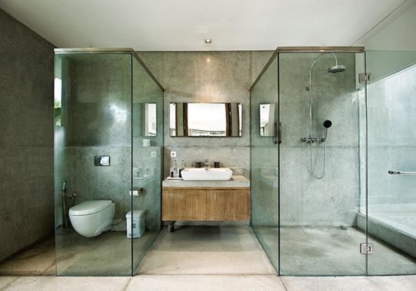 Three Bedroom Pool Villa - Bathroom
