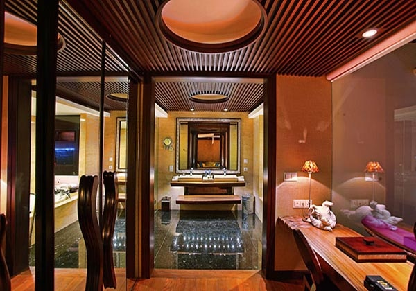 1 Bedroom Villa Bathroom