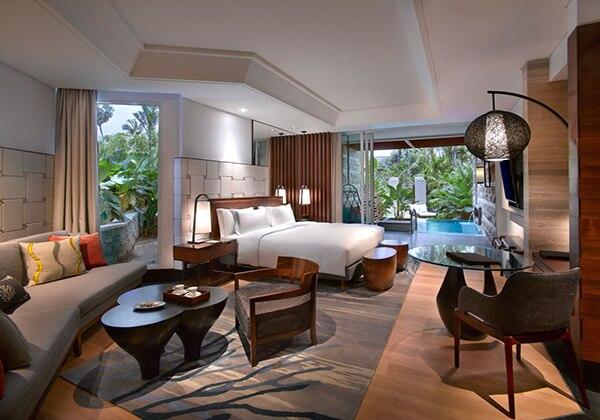 Luxury Room Plunge Pool