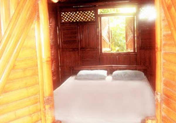 Rumah Bambu Rumah Tradisional