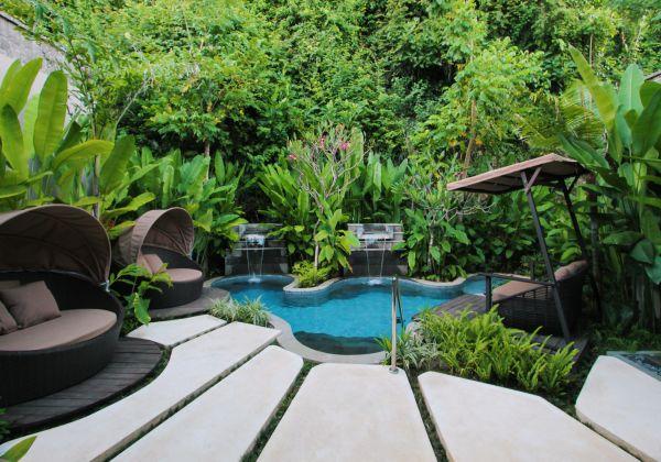 Balinese Bathing Pool