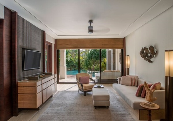 The Ritz Carlton Suite Pool Access